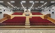 internal renovation of a teatre in gemona (ud)