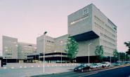 Deutsche Bank headquarters, milano bicocca