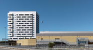B1 residential and office tower, rome, italy
