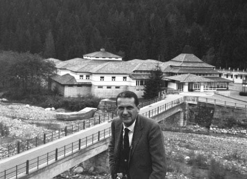 Gino Valle at Arta Terme