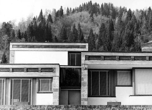 Town hall, Treppo Carnico
