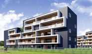 STRATEX Modular housing